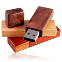 ATL-767recycled wood usb , Laser engraving burns your logo into the wood.