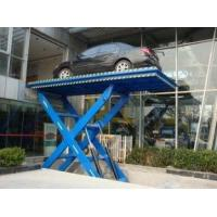 Buy cheap SJG 4 Fixed Elevating Work Hydraulic Lifting Platform with Rated Load 4000 kg from wholesalers