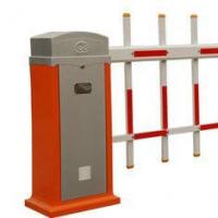 Buy cheap Two Fences Arm ,1 - 5m Option , 4 - 6s Automatic Parking Barrier Gate For Goods Yards from wholesalers