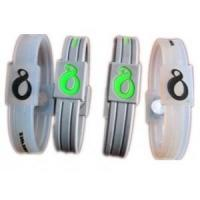 Buy cheap Healthy hologram power band from wholesalers