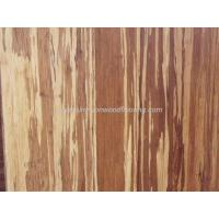 Buy cheap Big Width Engineered Tigerwood Flooring from wholesalers