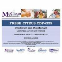 Buy cheap McClean Deodorant & Disinfectant ~ FRESH CITRUS McClean Deodorant & Disinfectant ~ FRESH CITRUS from wholesalers