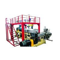 Buy cheap 3-pins 3-flight Reciprocating single screw extruder product