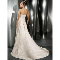 Buy cheap Wholesale 2011 New Sexy A line Lace Emboridery Wedding Dress from wholesalers