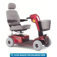 Buy cheap Pride Legend Mobility Scooter with 4 Wheels from wholesalers