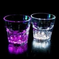 Buy cheap PS / Acrylic light up LED Flashing Shot Glass of 250ml for Bar, Club from wholesalers