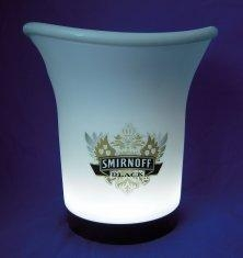 Buy cheap PP Material clear ice bucket 240 x 170 x 255mm color changing led ice bucket for bar from wholesalers