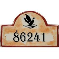 Buy cheap Loon Address and House Number Plaques from wholesalers
