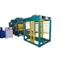 Buy cheap NYQT6-15 automatic cement brick machine from Wholesalers