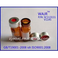 Buy cheap chromatography vials,11mm crimp from wholesalers