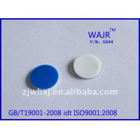 Buy cheap PTFE silicone septa Pre-slit blue PTFE/white silicone septa from wholesalers