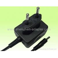 Buy cheap 5V1A AC/DC Adaptor GS plug from wholesalers
