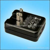 Buy cheap Folding AC plug USB AC/DC adapter for USA/Japan from wholesalers