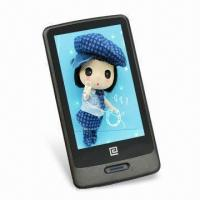 Buy cheap Music Players MP4 Player with 3.0-inch Touch Panel, 1GB product