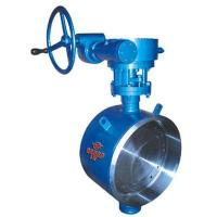 Buy cheap Double eccentric butterfly valve from wholesalers