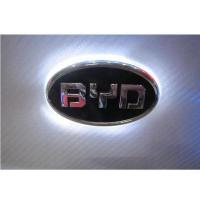 Buy cheap Car Badge Light Led Car Emblem BYD from wholesalers
