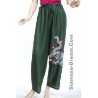 Buy cheap Yoga Pants with Dragon Design from wholesalers