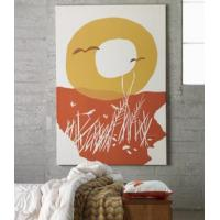 Buy cheap Sunset Wall Art - Orange from wholesalers