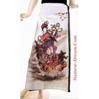 Buy cheap Japanese Beauty 2 Print Wrap Skirt from Thailand from wholesalers