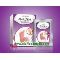 Buy cheap Hot Sale Milky Exfoliating Foot Mask from wholesalers