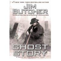 Buy cheap Ghost Story Audiobook by Jim Butcher, The Dresden Files Book 13 from wholesalers