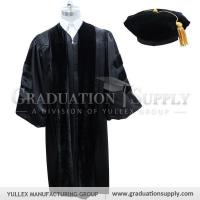 Buy cheap Doctorate Graduation Tam and Robe from wholesalers