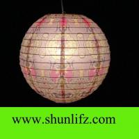 Buy cheap Paper crafts chinese handmade lantern product