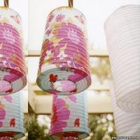 Buy cheap Paper crafts colorful paper lantern product