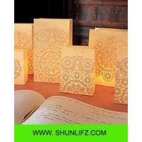 Buy cheap Paper crafts Luminary paper bags product