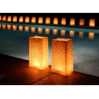 Buy cheap Paper crafts candle bags from wholesalers