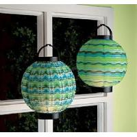 Buy cheap Paper crafts battery paper lantern from wholesalers