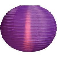 Buy cheap Paper crafts fabric round lantern from wholesalers