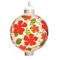 Buy cheap Paper crafts printed battery lantern from wholesalers