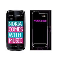 Buy cheap Nokia5800screen protector from wholesalers