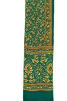 Buy cheap Green & Yellow Pure Silk Crepe from wholesalers