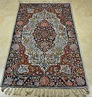 Buy cheap Chain Stitched Kashmiri Rug 3' x 5' from wholesalers