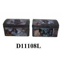 Buy cheap Disney Pirates of the Caribean 16.1x11.8 x8.8cm Treasure Chest from wholesalers
