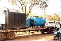 Buy cheap Fluidised Bed Steam Boiler from wholesalers