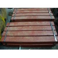 Buy cheap Spare Parts Impact Crusher Blow Bar from wholesalers