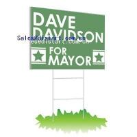 Buy cheap Corrugated plasic yard signs from wholesalers