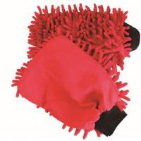 Buy cheap Microfiber chenille wash mitt from wholesalers