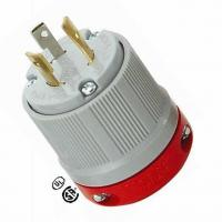 Buy cheap NEMA Plug NEMA L5-30 Locking Plug from wholesalers