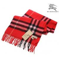 Buy cheap Burberry Cashmere Scarf Red/Black product