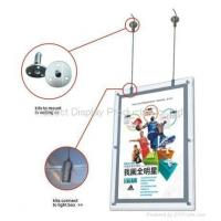 Buy cheap Double-sided fashion crystal led light box from wholesalers