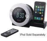 Buy cheap Sony ICF-C7IP Clock Radio for iPod and iPhone with Hidden from wholesalers