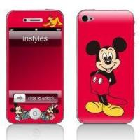 Buy cheap Instlys iPhone 4/4s Dual Colored Skin Sticker -- Mickey Home Accessories from wholesalers