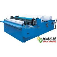 Buy cheap Series of Embossing Rewinding and Perforating Toilet Paper Machine from wholesalers