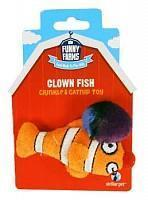 Buy cheap Clown Fish Catnip Toy from wholesalers