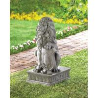 Buy cheap Lion Guardian Statue from wholesalers