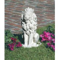 Buy cheap Noble Lion Statue from wholesalers